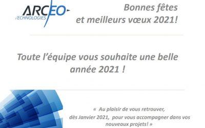 Nos vœux pour 2021